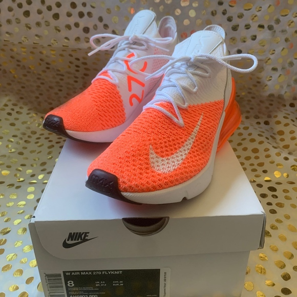new concept df8e6 5be17 Womens Nike Air Max 270 Flyknit